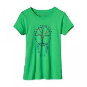 patagonia-koszulka-girls-woven-flowers-tshirt-large