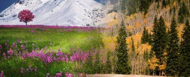 Sezon w górach