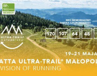 Ultra-Trail® Małopolska 2017