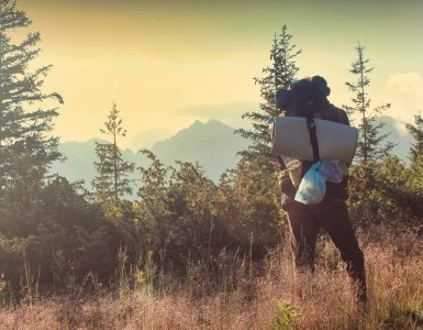 10 porad aby zmniejszyć wagę twojego plecaka