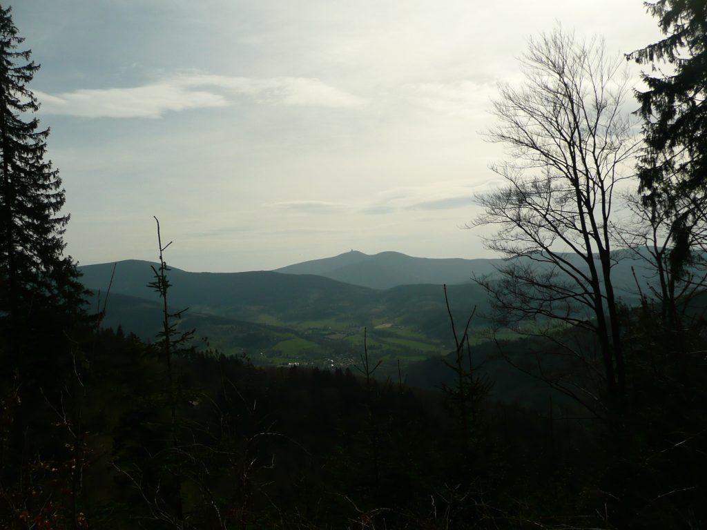 Łysa Hora woddali