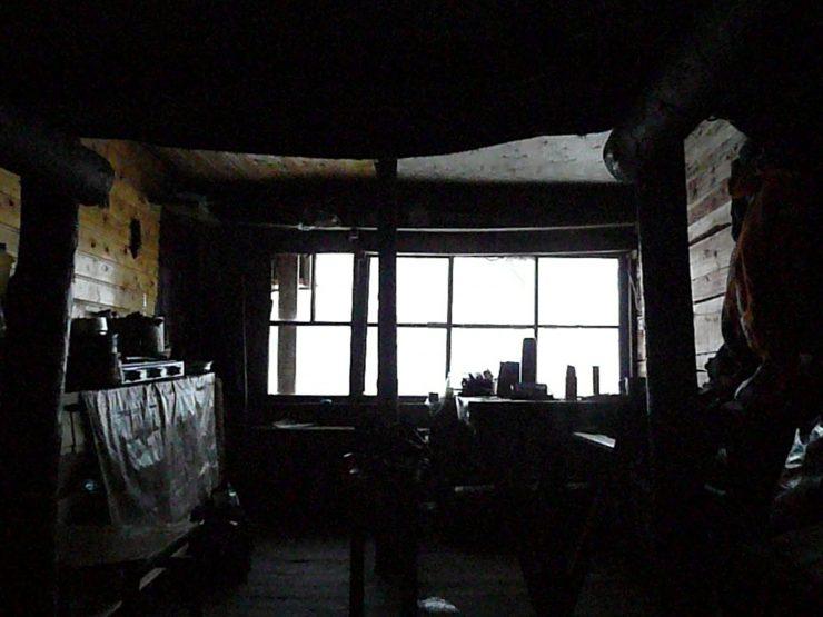 Barak pod Elbrusem