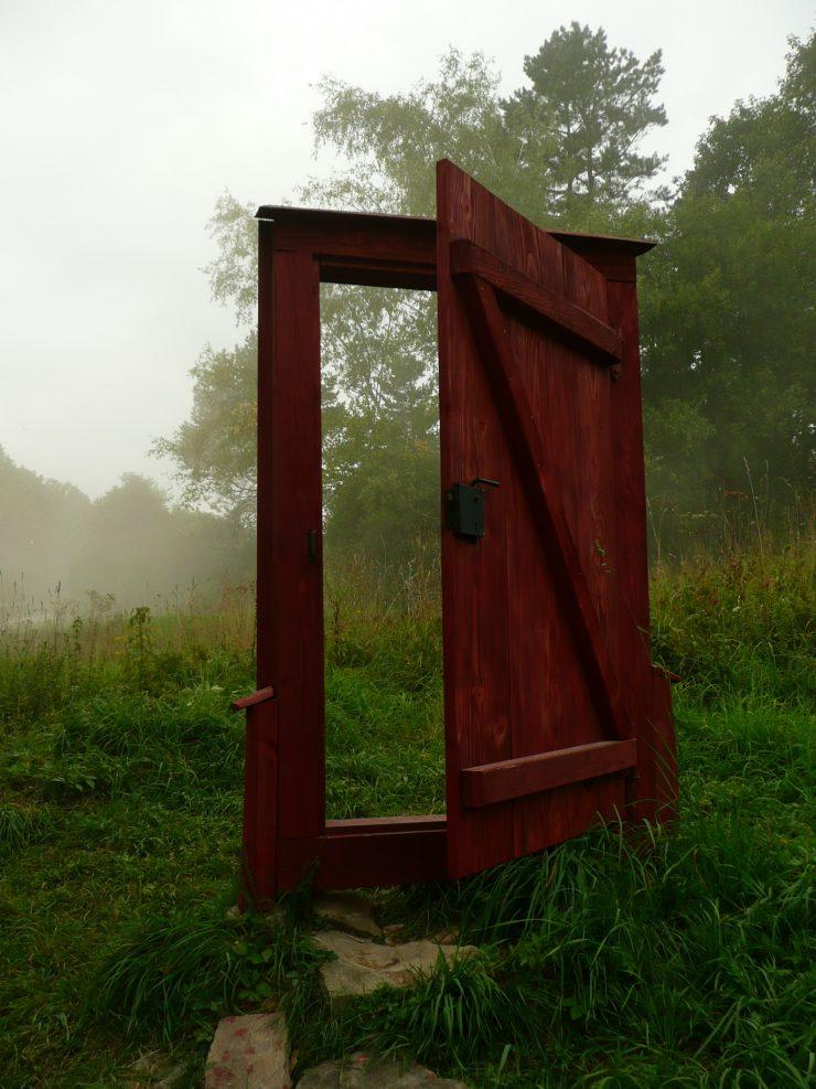 Drzwi do zaginionego świata