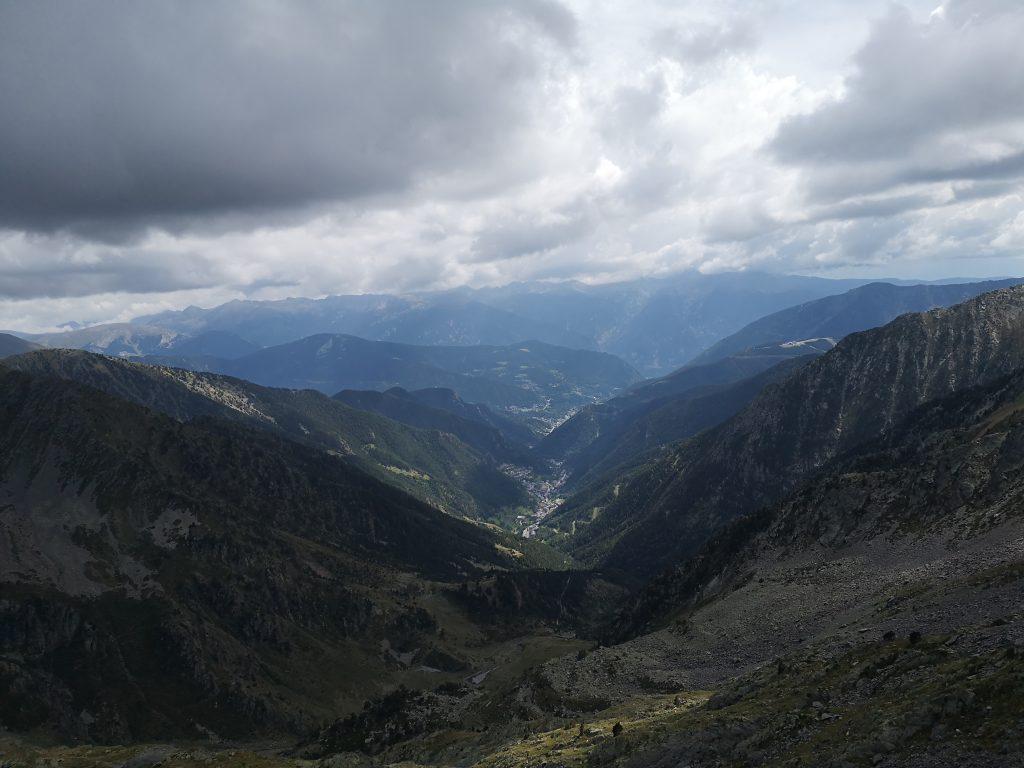 góry, Arinsal