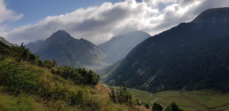 Trzy szczyty Andory