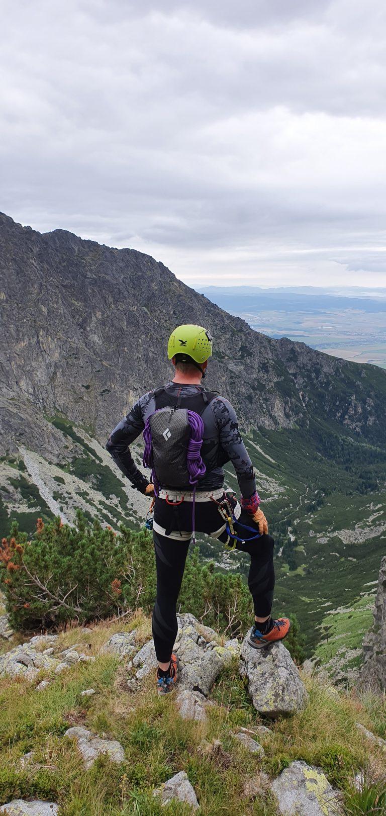 Mały Wielki plecak górski Distance 8