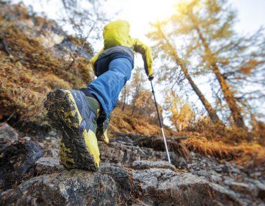 Podeszwa – serce obuwia, nie tylko trekkingowego