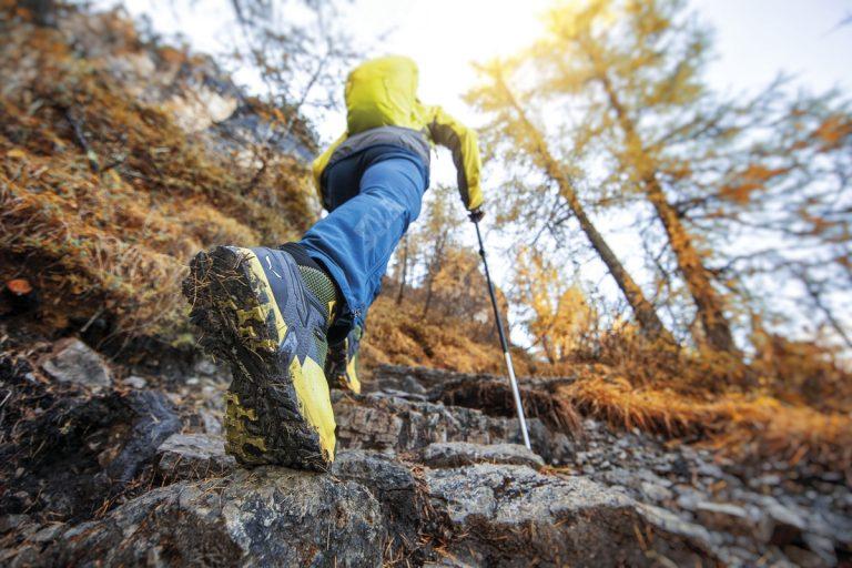 Podeszwa – serce obuwia trekkingowego