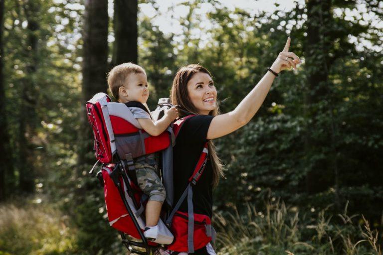 Jak dobrać nosidełko turystyczne