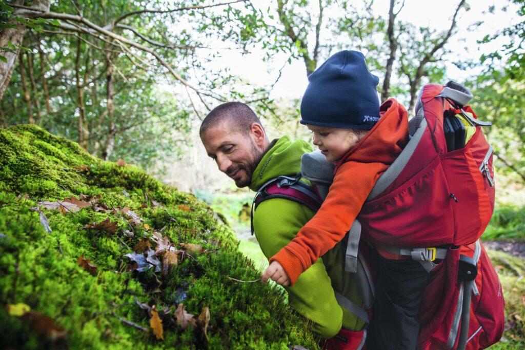 Wspólne trekkingi odnajmłodszych lat tworzą nierozerwalne więzi