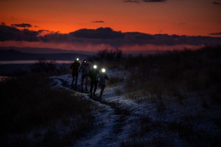 Bieganie nocą – rób tobezpiecznie