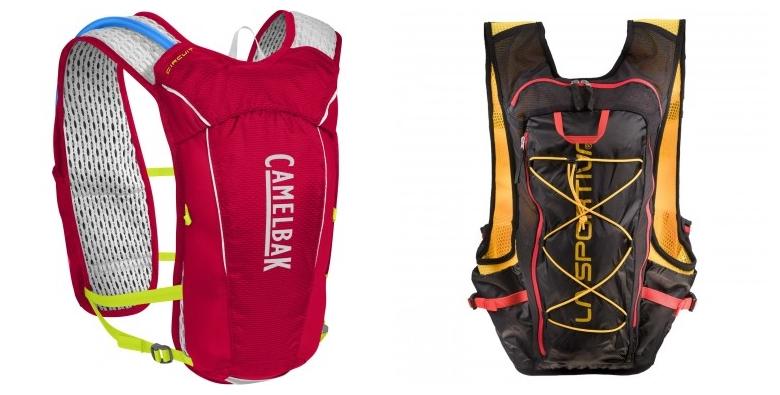 Kamizelki biegowe: Camelbak, La Sportiva