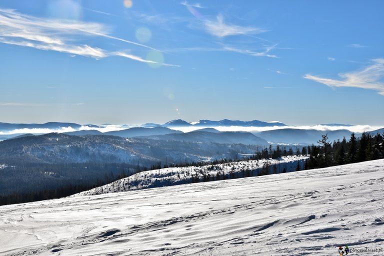 Zimowe Beskidy zdzieckiem – nasze propozycje tras
