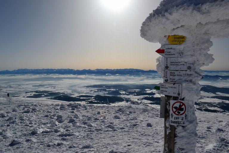 Zimowa Babia Góra wtrzech aktach