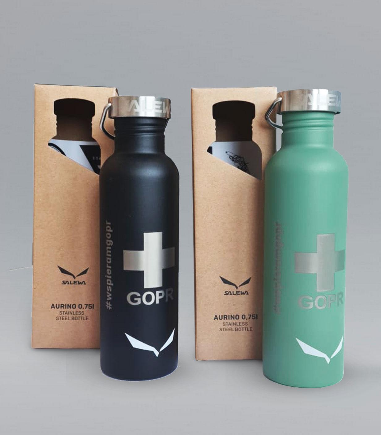 Nowe butelki Salesa są doskonałe również nanapoje kwaśne igazowane