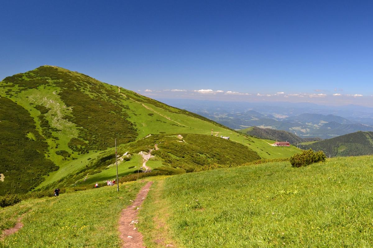 Góry Słowacji – Mała Fatra odpołudnia