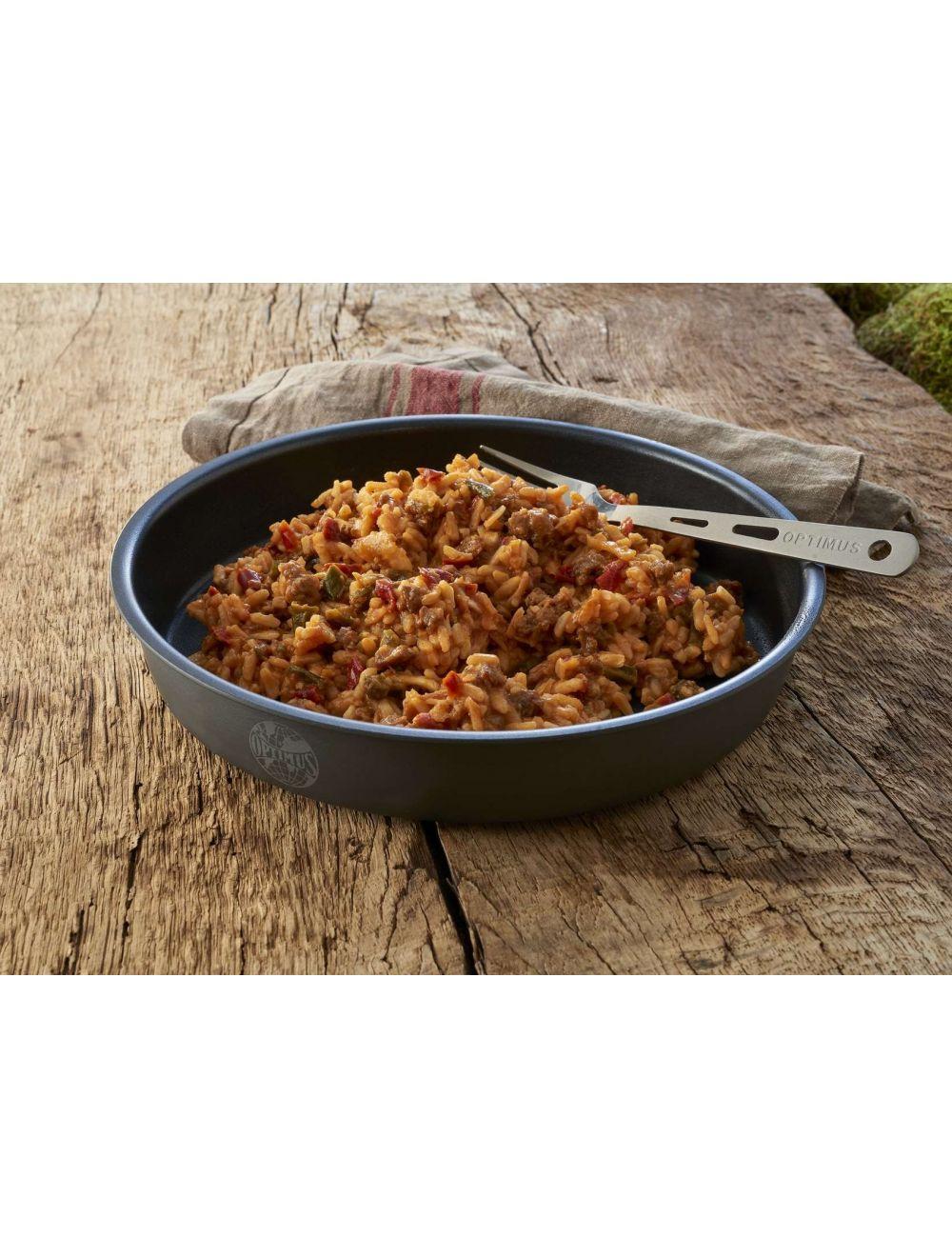TREK'N EAT Danie RISOTTO PO BAŁKAŃSKU 250 g 2 os.