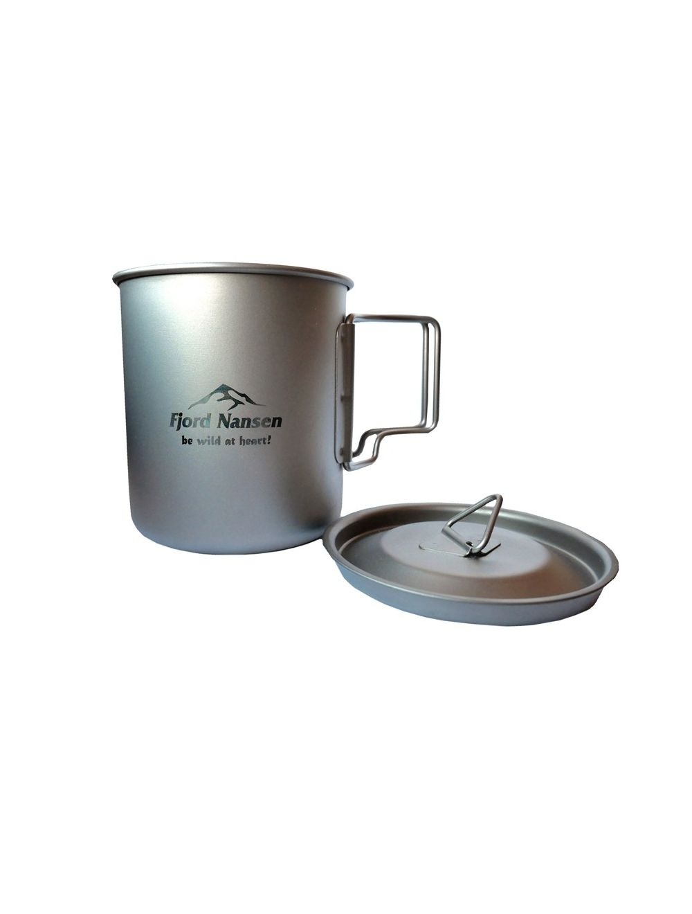 FJORD NANSEN Kubek tytanowy JACON CUP TITANIUM 400 ml