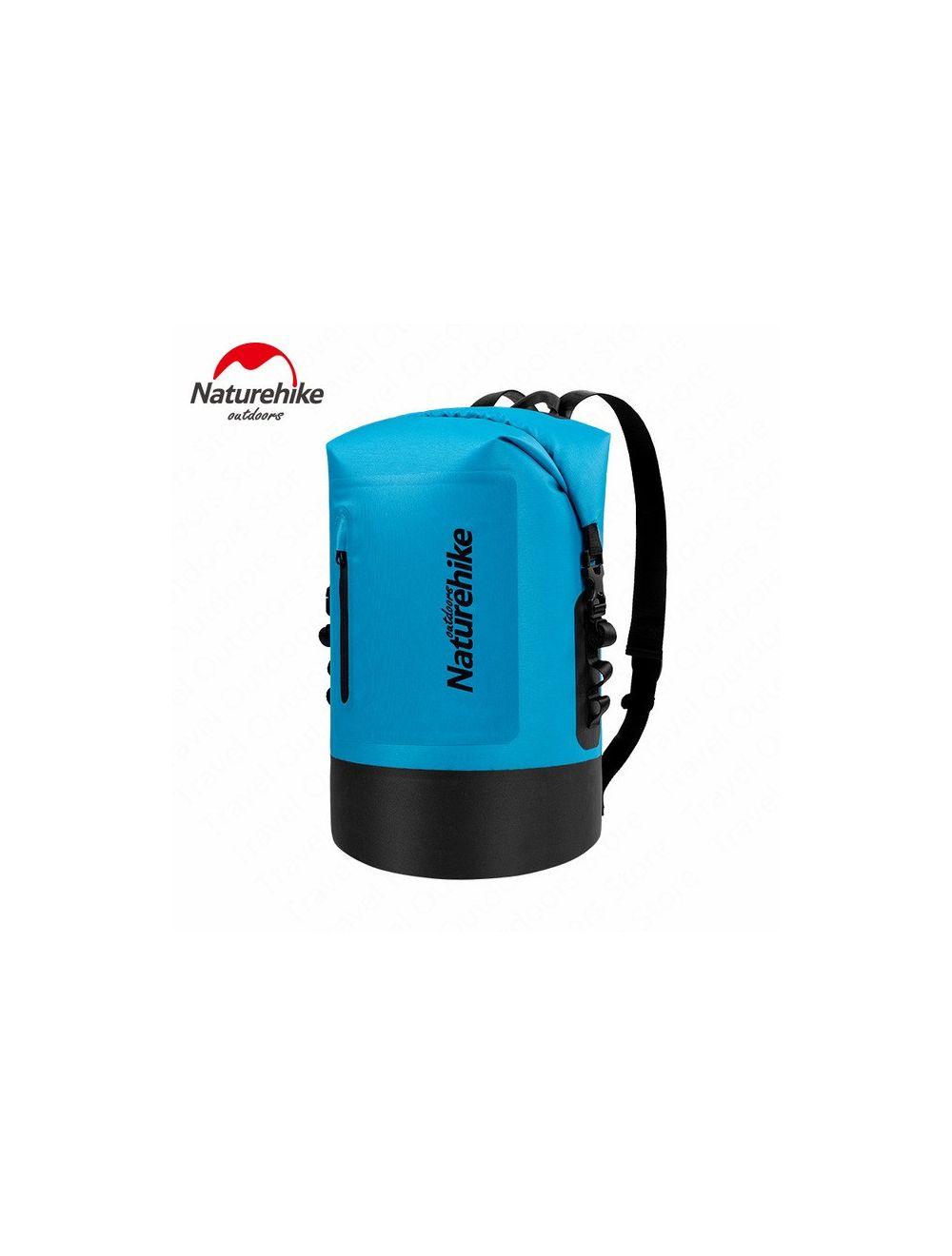 NATUREHIKE Torba wodoodporna C031 TPU DRY-WET SEPARATING WATERPROOF 20 L