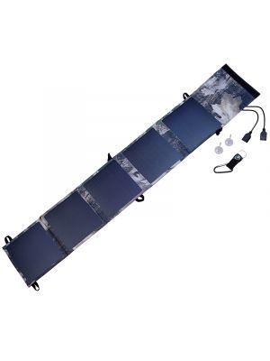 SUNEN Ładowarka solarna ES-5 18W USB 5V 2.1A