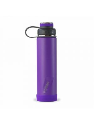 ECOVESSEL Butelka BOULDER 700 ml purple haze