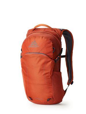 GREGORY Plecak miejski NANO 18 spark orange