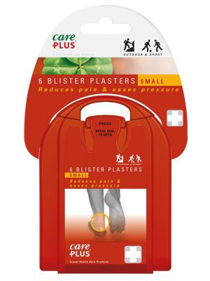 CARE PLUS Plastry na pęcherze BLISTER PLASTERS