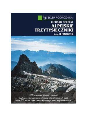 WSP Przewodnik Alpejskie trzytysięczniki t.II Południe