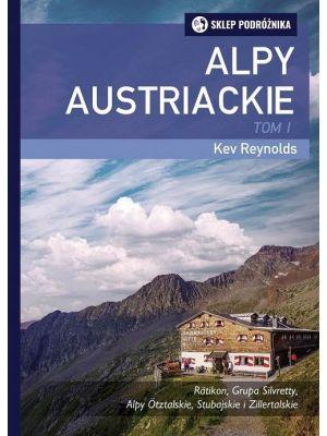 WSP Przewodnik Alpy Austriackie t. I