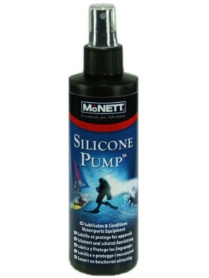 MCNETT Środek konserwujący SILICONE PUMP 250ml
