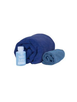 SEA TO SUMMIT Zestaw ręczników TEK TOWEL WASH KIT