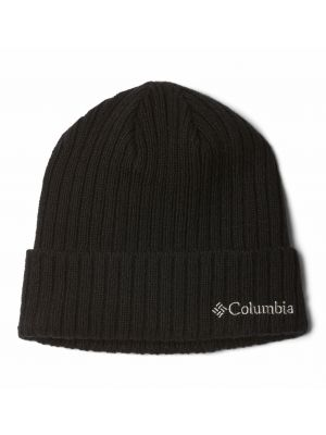 COLUMBIA Czapka COLUMBIA WATCH CAP Black Black
