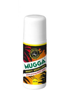 MUGGA Środek na komary ROLL-ON 50ml (50% DEET)