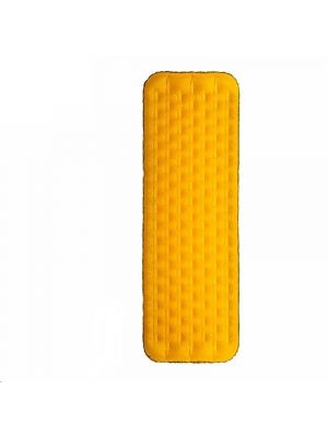 NATUREHIKE Mata dmuchana 20FCD OUTDOOR 3D SLEEPING PAD yellow