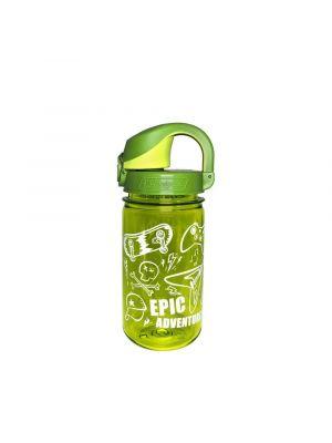 NALGENE Butelka dla dzieci OTF KIDS green sprout epic