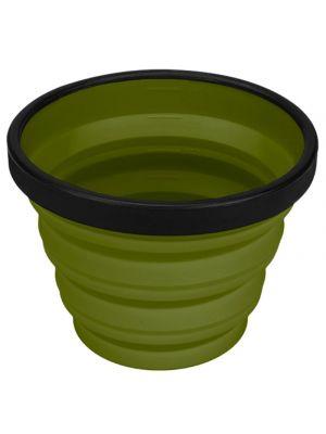 SEA TO SUMMIT Kubek składany X-CUP 250 ml olive