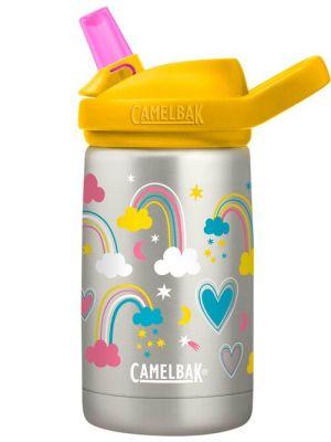 CAMELBAK Butelka dziecięca EDDY+ KIDS INSULATED rainbow love