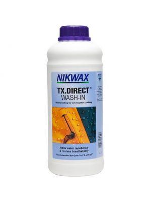 NIKWAX Impregnat do odzieży TX. DIRECT WASH-IN 1l