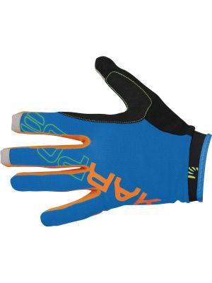 KARPOS Rękawiczki RAPID GLOVE bluette orange fluo