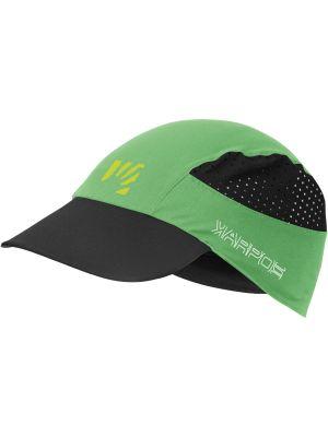 KARPOS Czapka z daszkiem LAVAREDO CAP green fluo black
