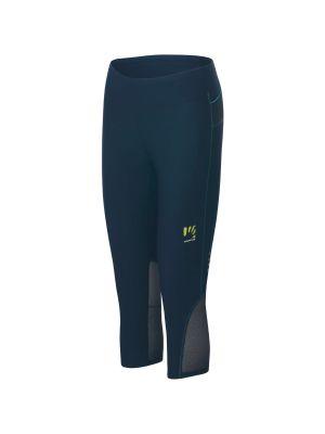 KARPOS Spodnie damskie QUICK EVO W 3/4 PANT insignia blue bluebird