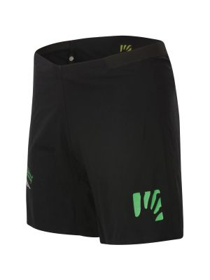 KARPOS Spodenki męskie LAVAREDO SHORT black green fluo