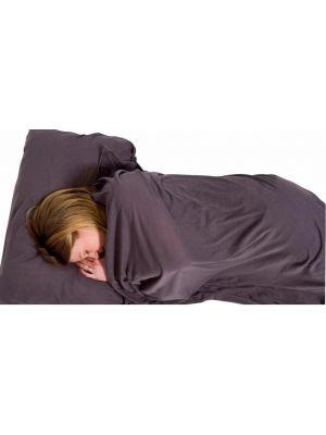 LIFEVENTURE Wkładka do śpiwora Cotton Stretch Sleeping Bag