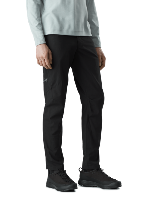 ARCTERYX Spodnie męskie KONSEAL PANT black