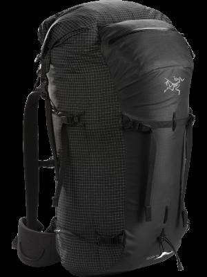 ARCTERYX Plecak narciarski RUSH SK 42 REG Black