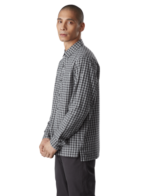 ARCTERYX Koszula męska CAMBRION SHIRT LS Pixelchip