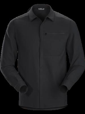 ARCTERYX Koszula męska SKYLINE LS SHIRT black