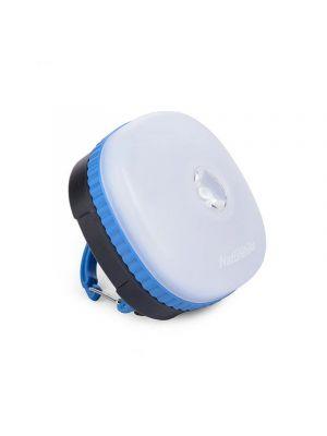 NATUREHIKE Lampa biwakowa MAGNETIC CAMP LAMP baterie blue