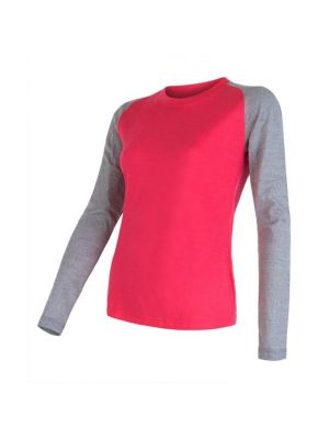 SENSOR Termoaktywna bluzka damska MERINO ACTIVE PT TEE LS
