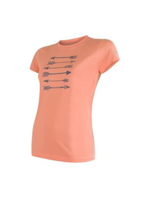 SENSOR Termoaktywna koszulka damska COOLMAX FRESH PT TEE SS